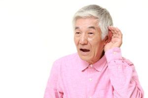 ★耳が聞こえることは、認知症の予防になる!