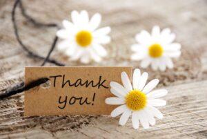 「ありがとう」の効用